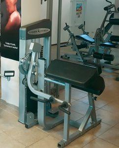 Aparat biceps și triceps Vision Fitness