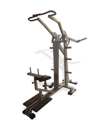 Hammer dorsali Panatta complet recondiționat, ideal atât pentru cluburi și săli de fitness, cât și pentru uz personal. FlexFit - Echipament Fitness