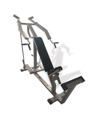 Hammer piept Oemmebi complet recondiționat, ideal atât pentru cluburi și săli de fitness, cât și pentru uz personal. FlexFit - Echipament Fitness