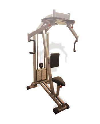 Pec deck și deltoid posterior Panatta complet recondiționat, ideal atât pentru cluburi și săli de fitness, cât și pentru uz personal. FlexFit