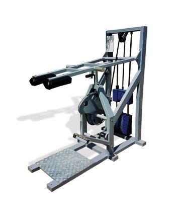 Presă verticală picioare Panatta complet recondiționat, ideal atât pentru cluburi și săli de fitness, cât și pentru uz personal. FlexFit